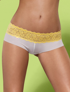 Nohavičky a tangá Lacey Shorties a thong duo pack - Obsessive