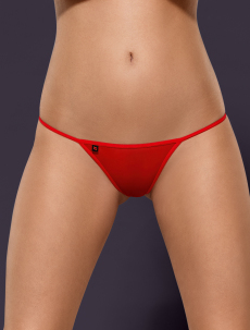 Tangá Luiza thong red - Obsessive